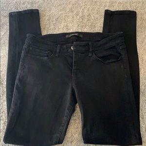 "Joe's Jeans ""The Skinny"" size 31 in black stretch"